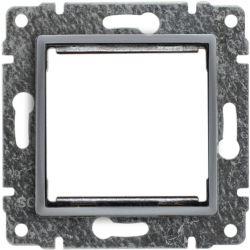 514045 Uchwyt do instalacji modułów 45x45 z redukcją ramki