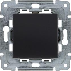 460910 Przycisk światło/dzwonek podświetlany z klawiszem bez piktogramu bez ramki