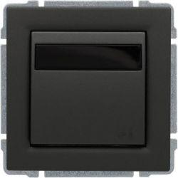 666062 Ściemniacz (122) - sterownik oświetlenia, sterowanie klawiszem i dowolnym pilotem, możliwość programowania.