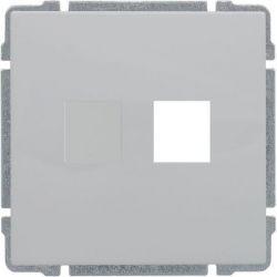 6604801 Pokrywa gniazda komputerowego do Keystone 22,5x45mm