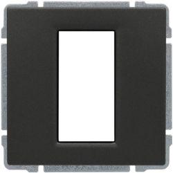 666055 Uchwyt do instalacji modułów 45x22,5 z redukcją ramki