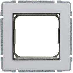 660445 Uchwyt do instalacji modułów 45x45 z redukcją ramki