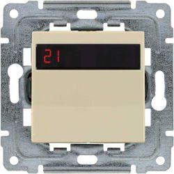 4503815 Regulator temperatury z wbudowanym czujnikiem temperatury, bez ramki