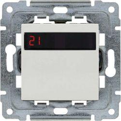 4504815 Regulator temperatury z wbudowanym czujnikiem temperatury, bez ramki