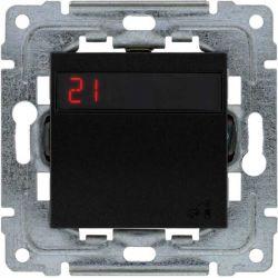 4509815 Regulator temperatury z wbudowanym czujnikiem temperatury, bez ramki