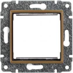 513045 Uchwyt do instalacji modułów 45x45 z redukcją ramki