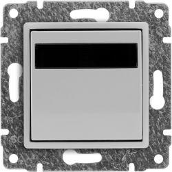 5104815 Regulator temperatury z wbudowanym czujnikiem temperatury, bez ramki