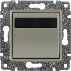 5150815 Regulator temperatury z wbudowanym czujnikiem temperatury, bez ramki