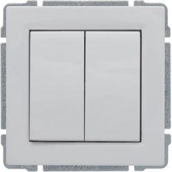 660480 Zaślepka modułowa (2szt. 22,5mmx45mm)