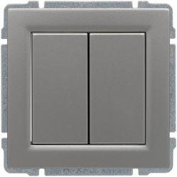664080 Zaślepka modułowa (2szt. 22,5mmx45mm)