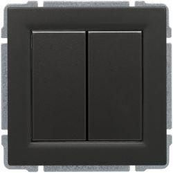 666080 Zaślepka modułowa (2szt. 22,5mmx45mm)