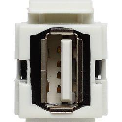 500451 Moduł Keystone - gniazdo multimedialne USB, bez ramki