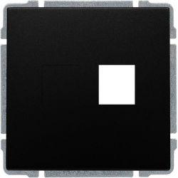 6609801 Pokrywa gniazda komputerowego do Keystone 22,5x45mm