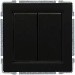 660980 Zaślepka modułowa (2szt. 22,5mmx45mm)