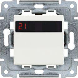4502815 Regulator temperatury z wbudowanym czujnikiem temperatury, bez ramki