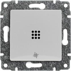 520417 Łącznik krzyżowy podświetlany z klawiszem, bez ramki