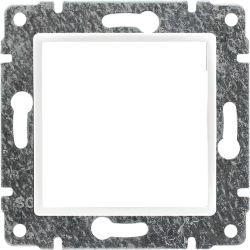 510245 Uchwyt do instalacji modułów 45x45 z redukcją ramki