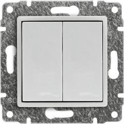510280 Zaślepka modułowa (2szt. 22,5mmx45mm)
