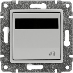5104162 Ściemniacz LED - sterownik oświetlenia, sterowanie klawiszem i dowolnym pilotem, możliwość programowania.