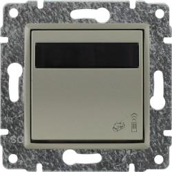 5150162 Ściemniacz LED - sterownik oświetlenia, sterowanie klawiszem i dowolnym pilotem, możliwość programowania.