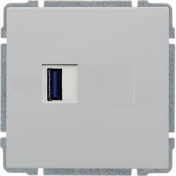 660459 Ładowarka USB 3.0 pojedyncza