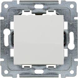 450410 Przycisk światło/dzwonek z klawiszem bez piktogramu bez ramki